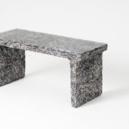 Shredded Collection Bench (Capitol File Edition)