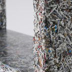 Shredded Collection Console (Art in America Edition) detail2