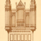 Bolleov nacrt za orgulje u Krapini