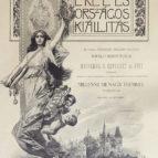 Povelja sa Milenijske izlozbe u Budimpesti za orgulje danas u sv Lovri u Pozegi