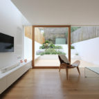 extension to a private house 01