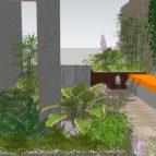 sveza basta_0002_Up on a roof planted.5