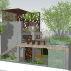 sveza basta_0003_Up on a roof planted.2