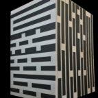 Arhitektura slike, Prostorna instalacija, 1b