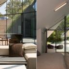 kuca sa zelenim krovom - terasa