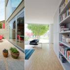 prugasta kuca - terasa i biblioteka