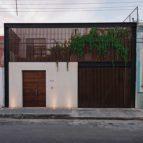house 64 - fasada