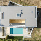 Arhitektura kuće A- Pogled iz vazduha