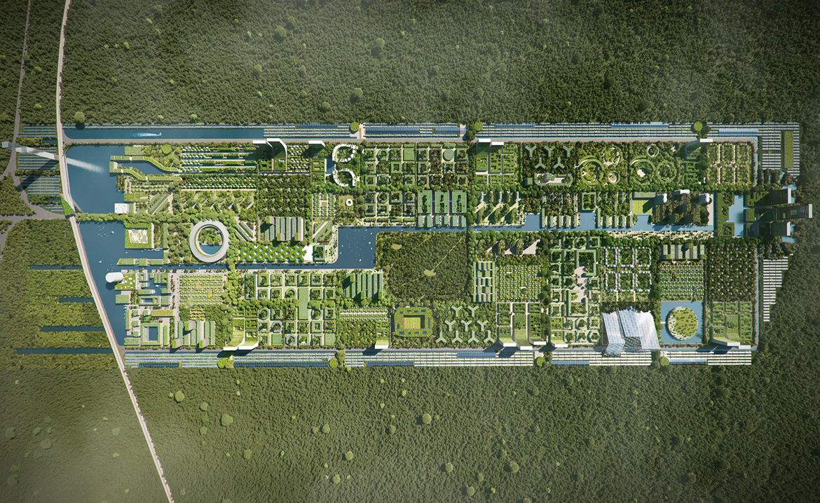 Smart forest city 2