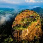 Drevni grad - Sigirija
